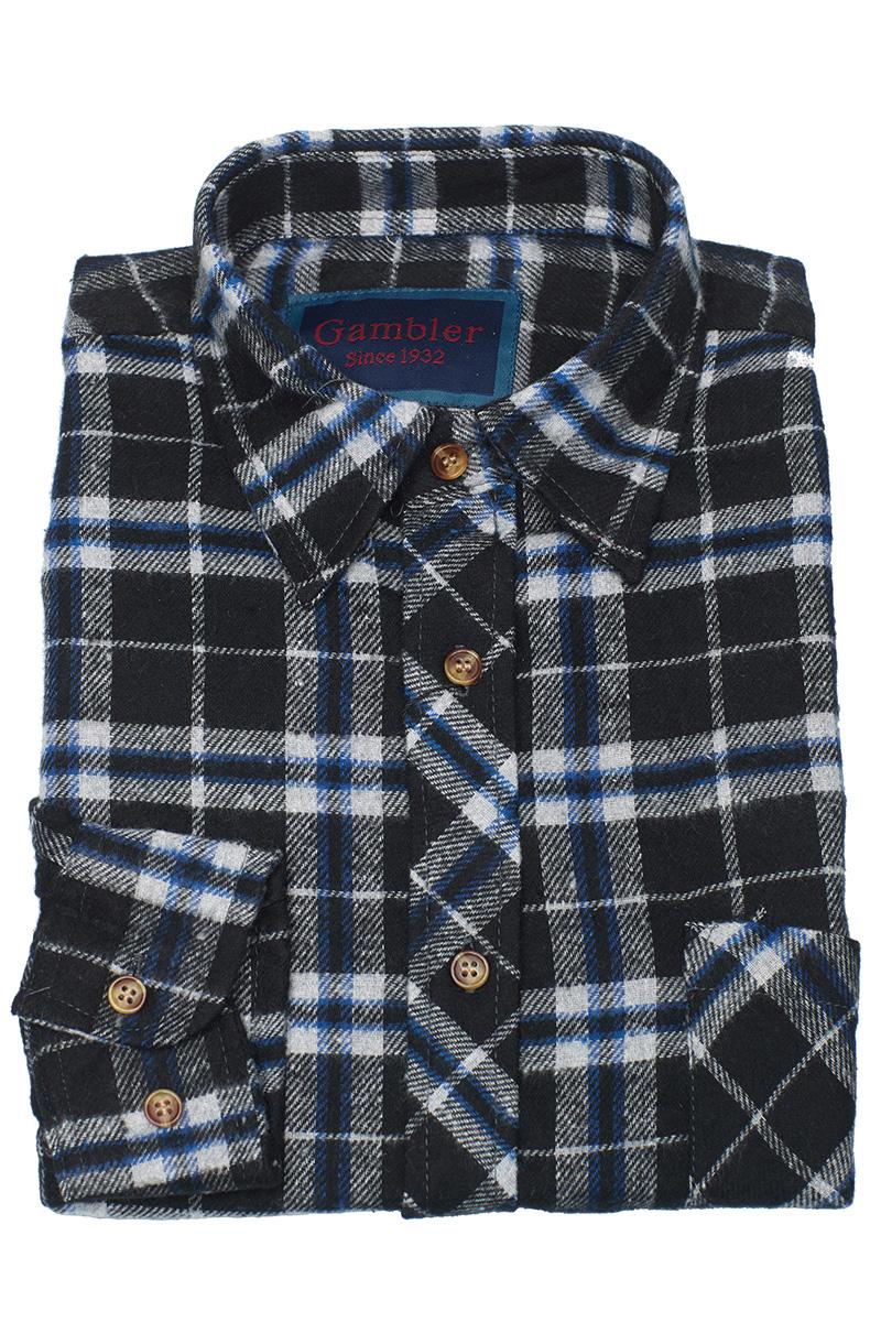 Flanellskjorta