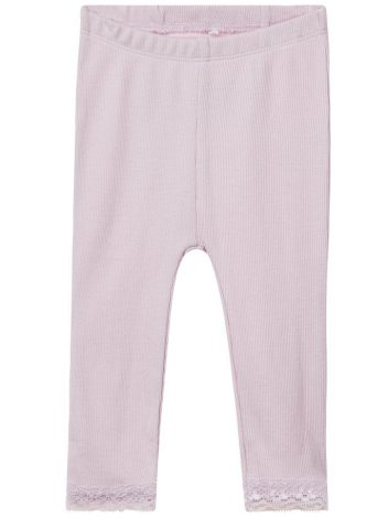 Falkenbergs Netto Heberg Mode Barn Name it Leggings Rosa