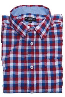 Skjorta kort ärm bäckebölja Erla of sweden