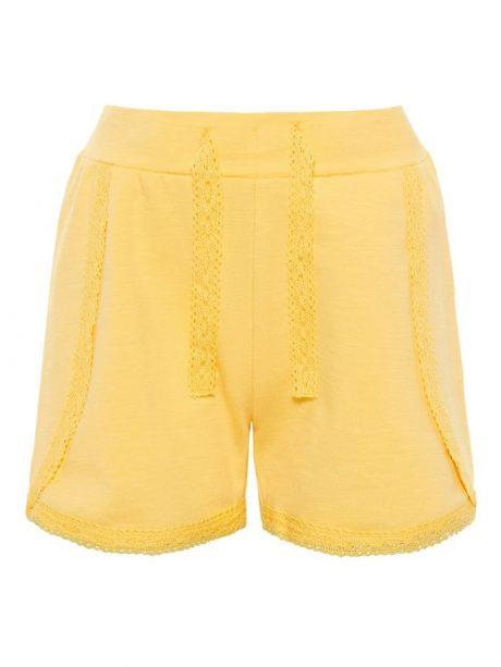 Falkenbergs Netto Heberg Mode Barn Name It Shorts Gul