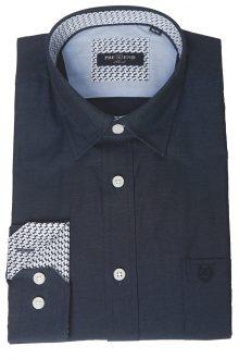 Snygg skjorta marin