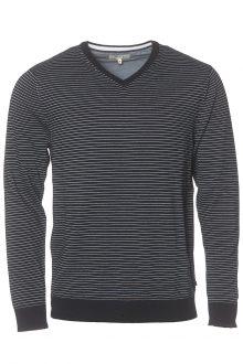 V-ringad pullover